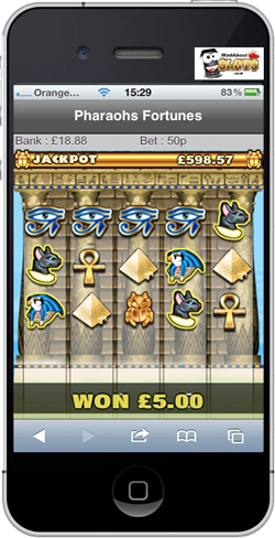 mobile slot games no deposit bonus